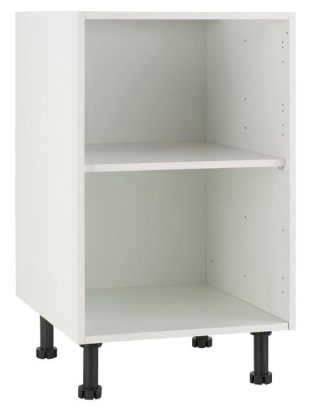 M dulo bajo delinia 50 x 70 cm ancho x alto ref for Muebles de cocina de 70 cm de ancho