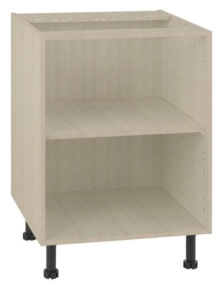 M dulo bajo delinia 60 x 70 cm ancho x alto ref for Muebles de cocina 60 cm