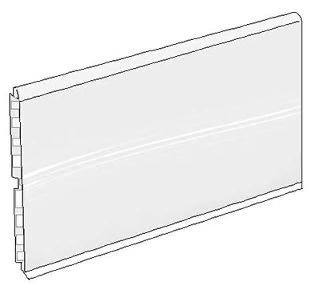Z calo aluminio plata ref 17928806 leroy merlin - Zocalo cocina aluminio leroy merlin ...