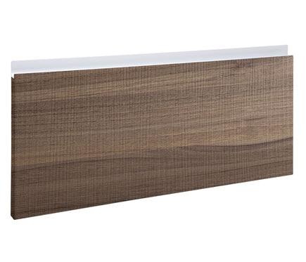 Frente delinia horizon madera wengu ref 17489213 leroy for Madera wengue