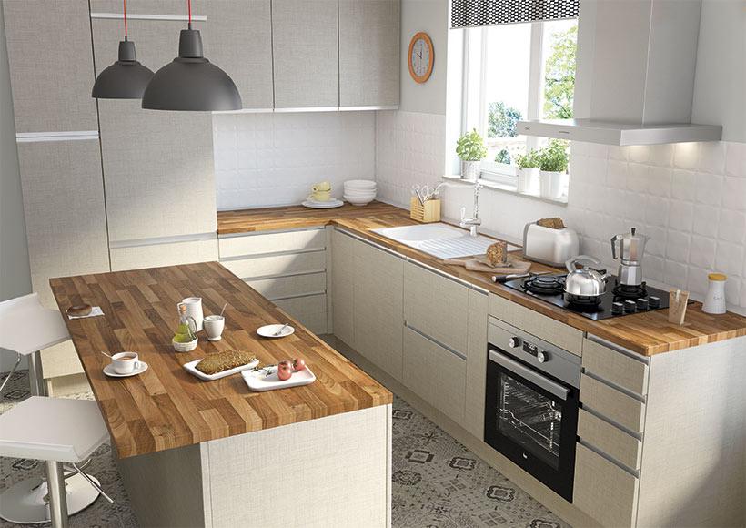 Cambiar puertas armario cocina fabulous estilo provenzal en madera maciza with cambiar puertas - Cambiar la cocina ...