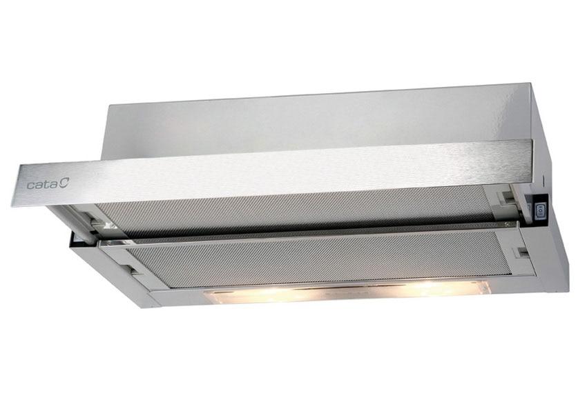 Campana extractora de encastre cata tf2003 600 duralum ref - Extractor cocina cata ...