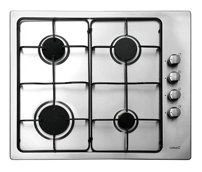 Placa de gas cata ghi 604 ref 17005226 leroy merlin - Cocinas de gas butano leroy merlin ...