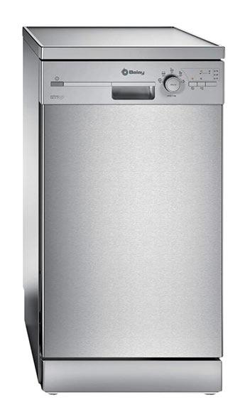 Lavavajillas de 45 cm balay 3vn302ia ref 17962686 leroy for Medidas lavavajillas 60