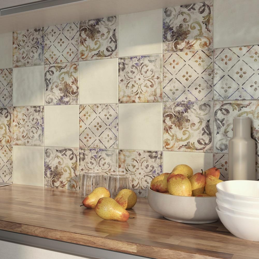 Serie irina leroy merlin - Ceramica de cocina ...