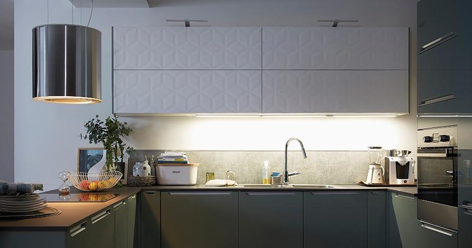 Iluminacion Para Cocinas Leroy Merlin - Luces-cocina