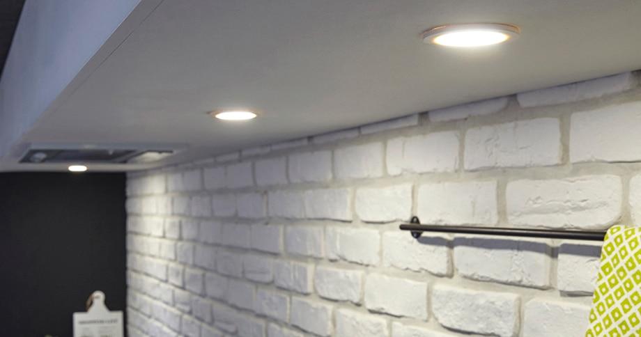 Iluminacion Para Cocina | Iluminacion Para Cocinas Leroy Merlin