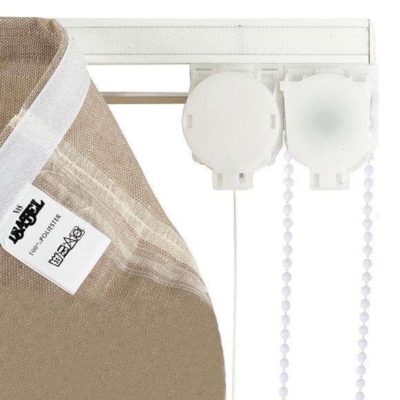 Estor paquetto 90 x 250 cm bolonia lino ref 16140425 - Lino clipsable leroy merlin ...