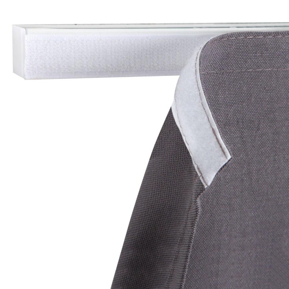 estor plegable 62 x 150 cm easy panama gris ref 17477096. Black Bedroom Furniture Sets. Home Design Ideas