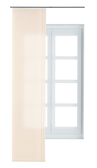 Panel japon s decoscreen lino blanco ref 15922452 leroy - Lino clipsable leroy merlin ...