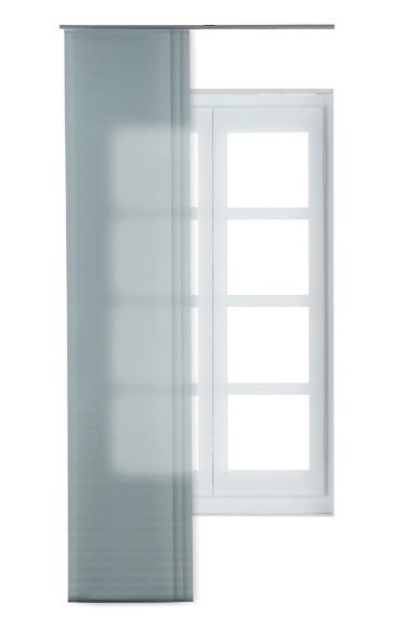 Panel japon s decoscreen gris perla ref 15922501 leroy for Laminas proteccion solar leroy merlin