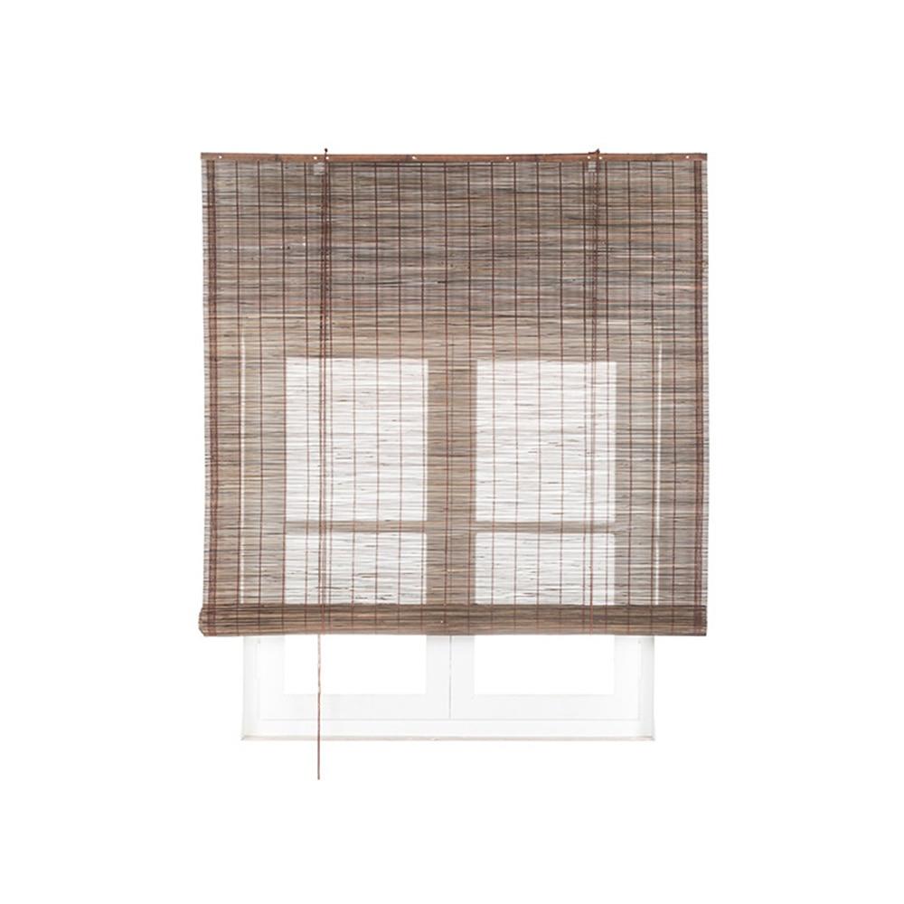 Estor enrollable 120 x 230 cm bambu ref 16097144 leroy - Estores bambu leroy merlin ...