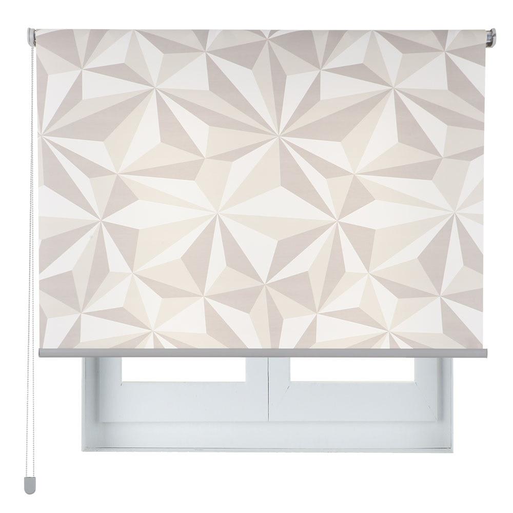Estor enrollable 120 x 250 cm origami ref 17462123 - Estores infantiles leroy merlin ...