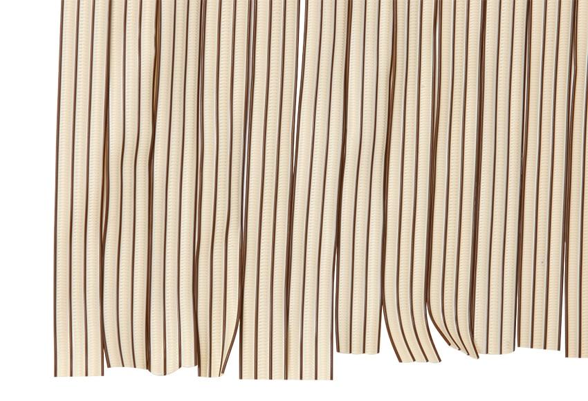 Cortina de puerta cintas marfil ref 12029745 leroy merlin - Puertas de exterior leroy merlin ...
