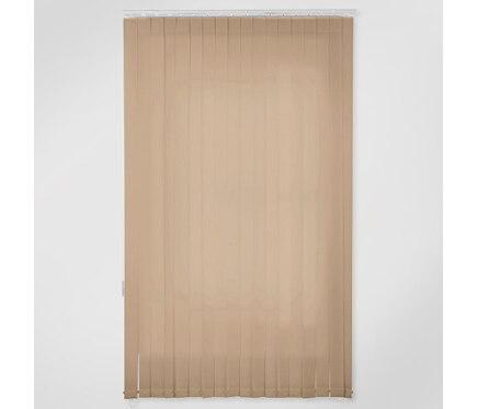 Kit de riel y cortinas kit lamas verticales ref 16715650 leroy merlin - Cortinas verticales leroy merlin ...