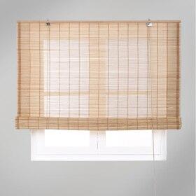 bamb beige - Estores De Bambu