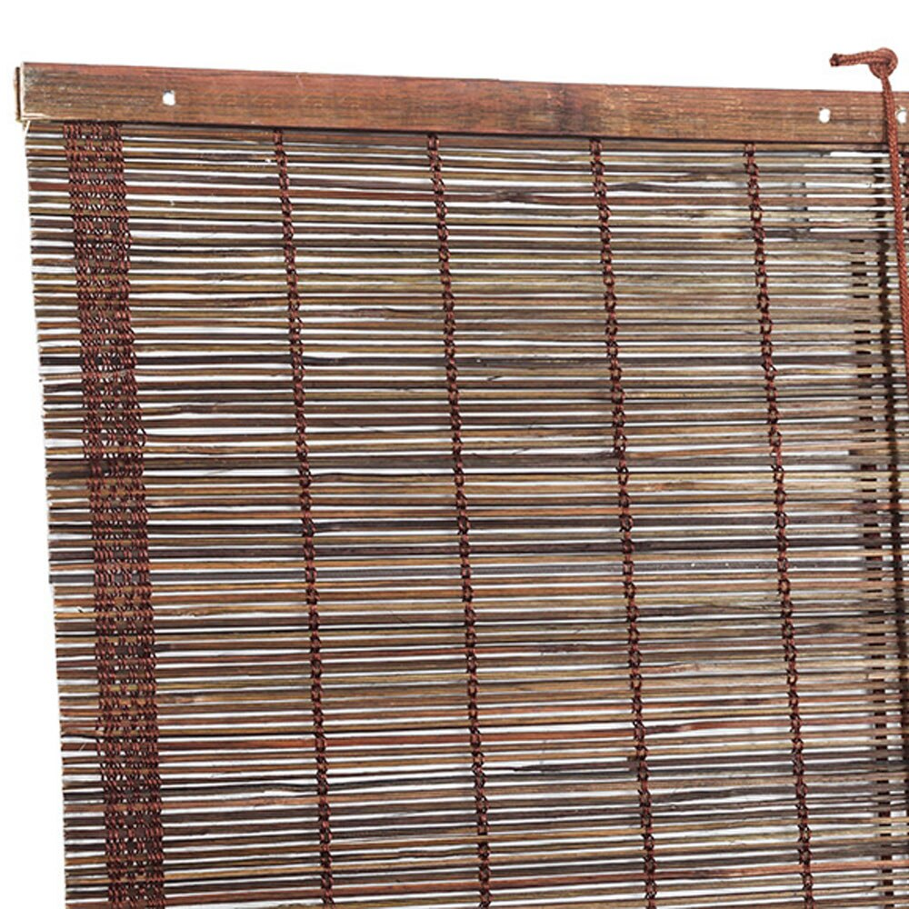 Estor enrollable bamb inspire marr n ref 16097123 - Leroy merlin estores bambu ...