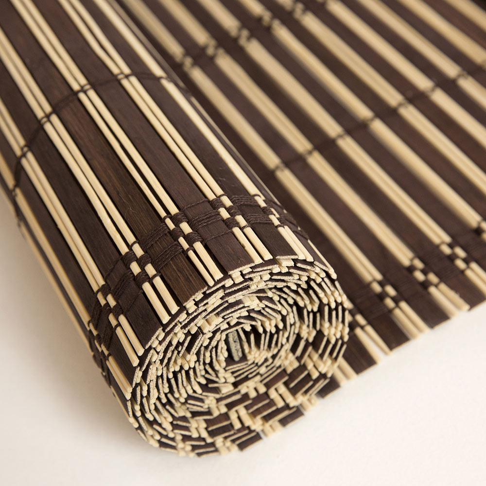 Estor enrollable bamb kenya marr n ref 16097340 leroy - Estores bambu leroy merlin ...
