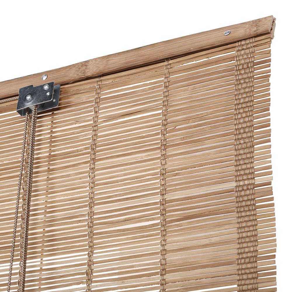 Estor enrollable bamb marr n ref 18581192 leroy merlin - Estores bambu leroy merlin ...
