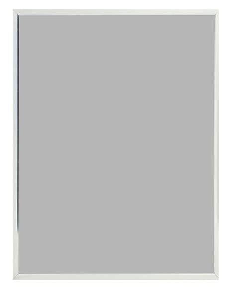 Marco de 40 x 60 cm ACENT PLATA Ref. 17479084 - Leroy Merlin