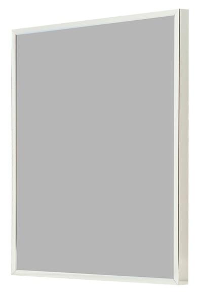 Marco de 40 x 60 cm acent plata ref 17479084 leroy merlin for Kuchenschrank 40 x 60