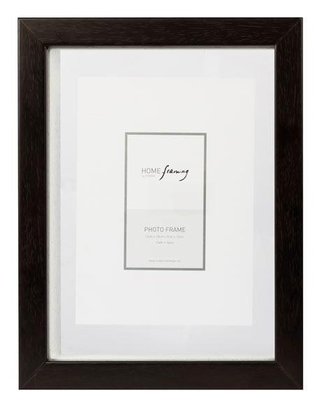 Marco de 50 x 70 cm cristal negro ref 17913532 leroy merlin - Marcos de cristal ...