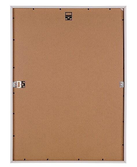 Marco de 50 x 70 cm lario blanco marco ref 16740206 - Leroy merlin marcos 30x40 ...