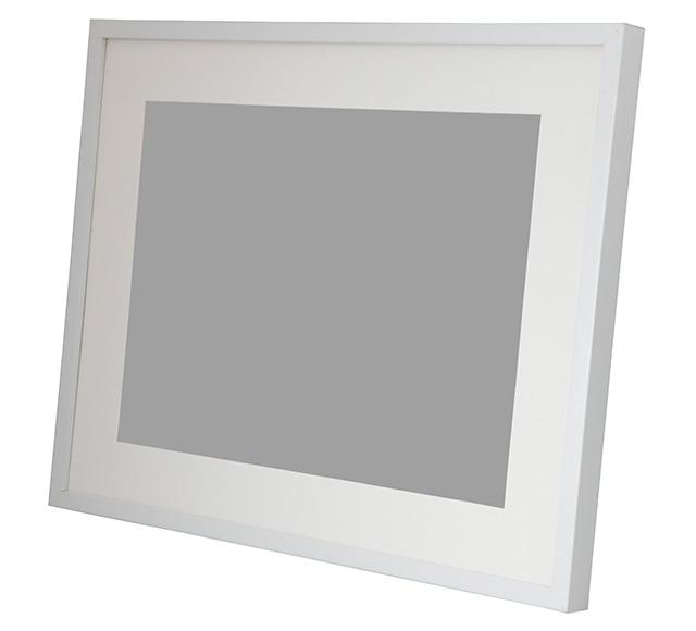 Multifotos de 70 x 100 cm lario blanco vitrina ref for Vitrinas leroy merlin