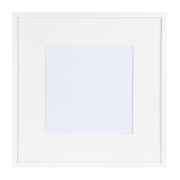 Cuadro vitrina de 50 x 50 cm lario blanco vitrina ref - Cuadros y laminas leroy merlin ...