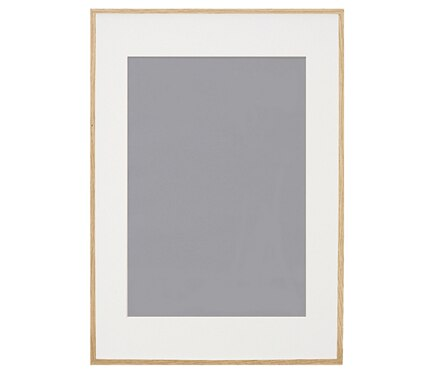 Marco de 70 x 100 cm lario haya marco ref 16253510 - Leroy merlin marcos de fotos ...