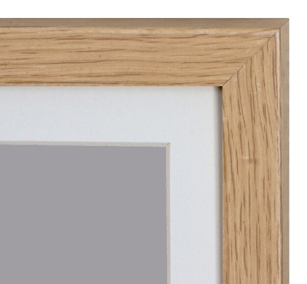 Marco de 60 x 80 cm inspire lario haya marco ref 16254105 - Leroy merlin marcos 30x40 ...