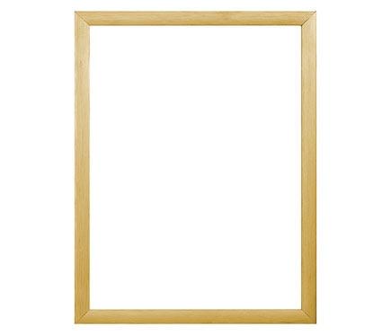 Marco de 50 x 70 cm madera fino ref 81902721 leroy merlin - Leroy merlin marcos de fotos ...