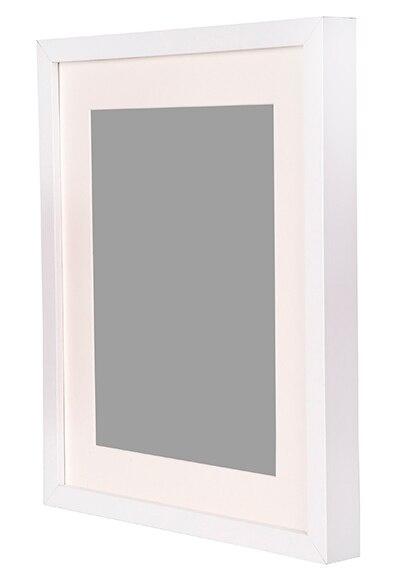 Cuadro de 30 x 40 cm milo blanco marco ref 19413345 for Fenetre 50 x 70