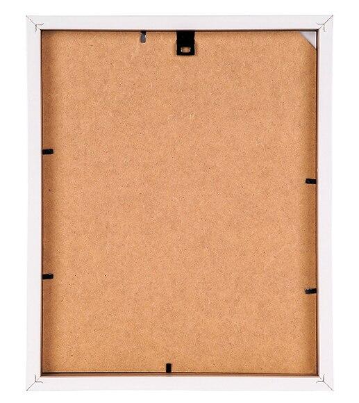 Marco de 50 x 70 cm milo blanco marco ref 19413401 - Leroy merlin marcos 30x40 ...
