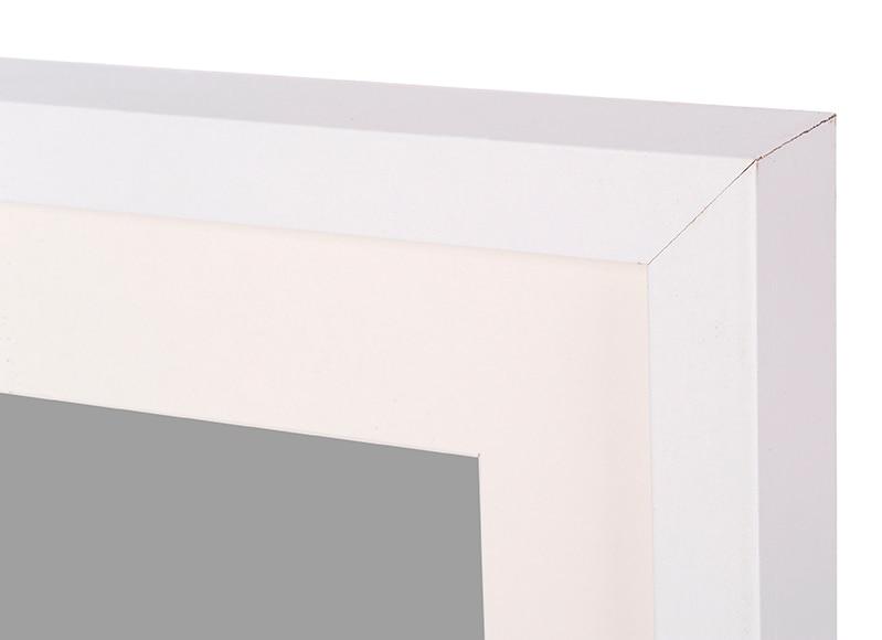 Marco de 60 x 80 cm milo blanco marco ref 19413422 - Leroy merlin marcos 30x40 ...