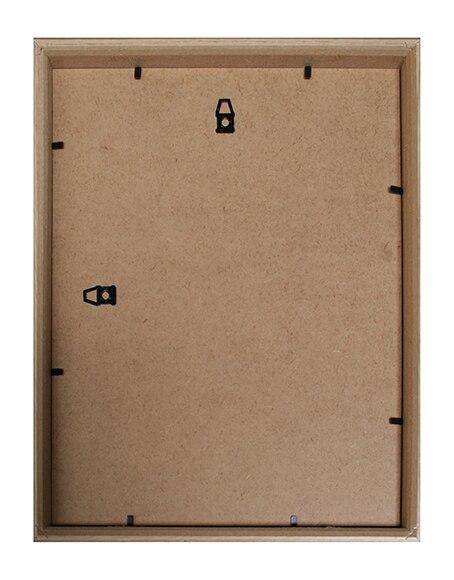 Marco de 30 x 40 cm milo haya marco ref 19412932 leroy - Marco puerta leroy merlin ...