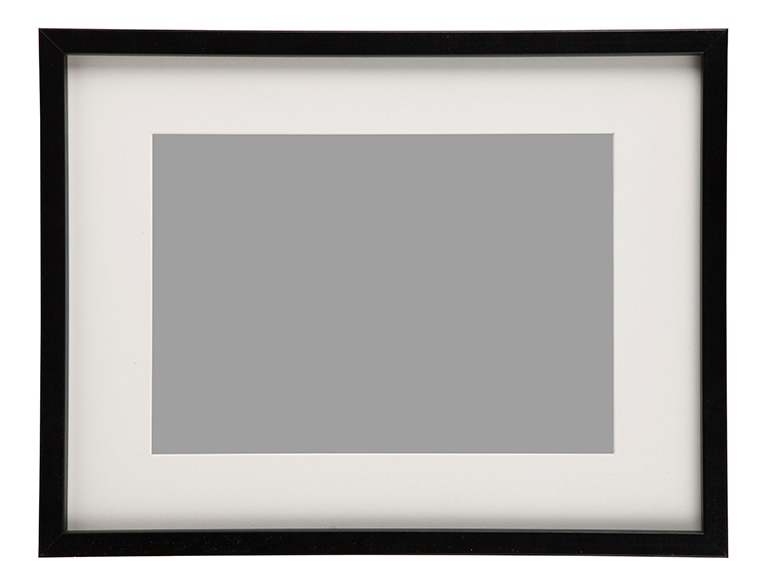 Marco de 50 x 70 cm milo negro marco ref 19412806 leroy - Leroy merlin marcos 30x40 ...