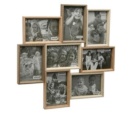 Multifotos de 43 x 43 cm MÚLTIPLE VENTANAS