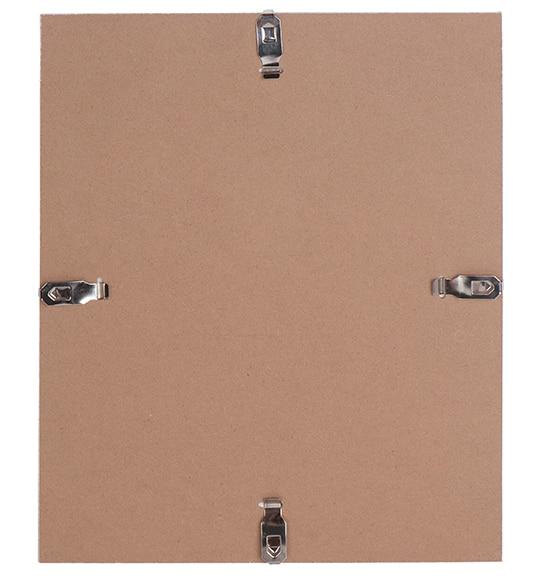 Marco de 50 x 70 cm clip ref 15674274 leroy merlin for Miroir 50 x 70 leroy merlin