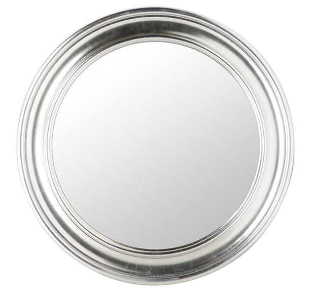 Espejo Decorativo Bruselas Plata D72cm Ref 16070271