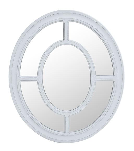 Espejo decorativo madera ventana ref 17923010 leroy merlin - Leroy merlin espejo de pie ...