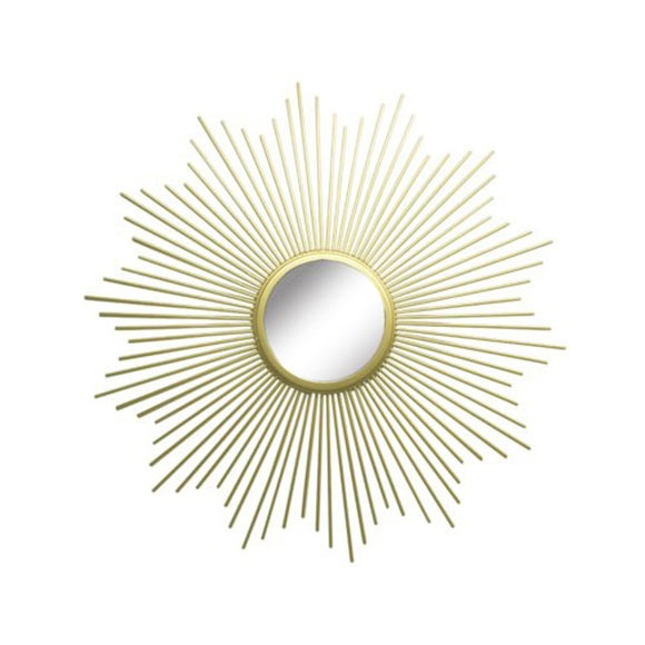 Espejo decorativo sol d56cm ref 17931144 leroy merlin - Espejos decorativos leroy merlin ...