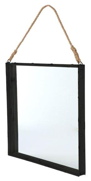 espejo decorativo reims cuadrado 50x50cm ref 17963953 leroy merlin. Black Bedroom Furniture Sets. Home Design Ideas