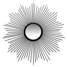 Espejos leroy merlin for Espejos en forma de sol