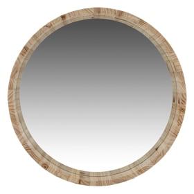 Espejos leroy merlin for Espejos de madera redondos