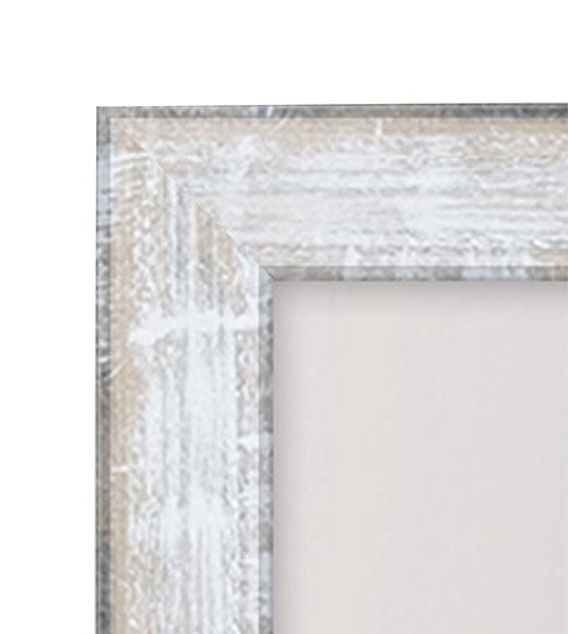 Espejo decorativo moldura mano crema 38x140cm ref - Molduras leroy merlin ...