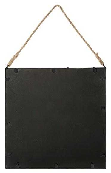 espejo decorativo reims cuadrado ref 17963953 leroy merlin. Black Bedroom Furniture Sets. Home Design Ideas