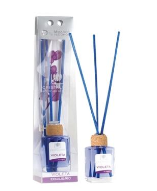 Ambientador para el hogar cristalina violeta caramelo ref for Ambientador leroy merlin