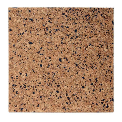 Placa corcho adhesivo decorativo 91 50 x 50 x 0 5 cm ref for Placas de corcho para paredes