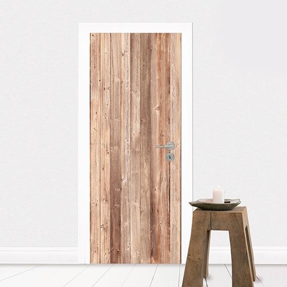 Vinilo para puerta madera ref 16837450 leroy merlin - Vinilos para puertas de madera ...